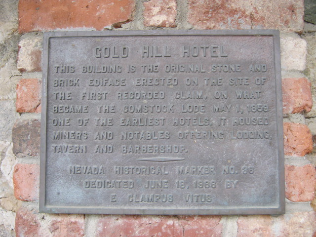 Gold Hill Hotel and Saloon Gallery