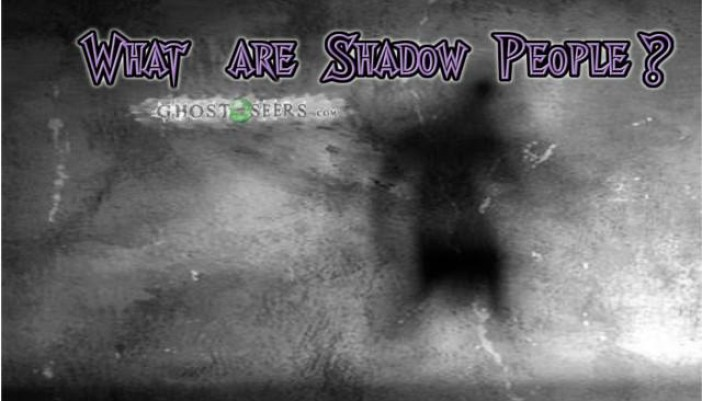 What Are Shadow People?
