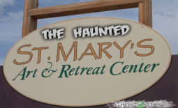 The Haunted St. Mary's Art Center
