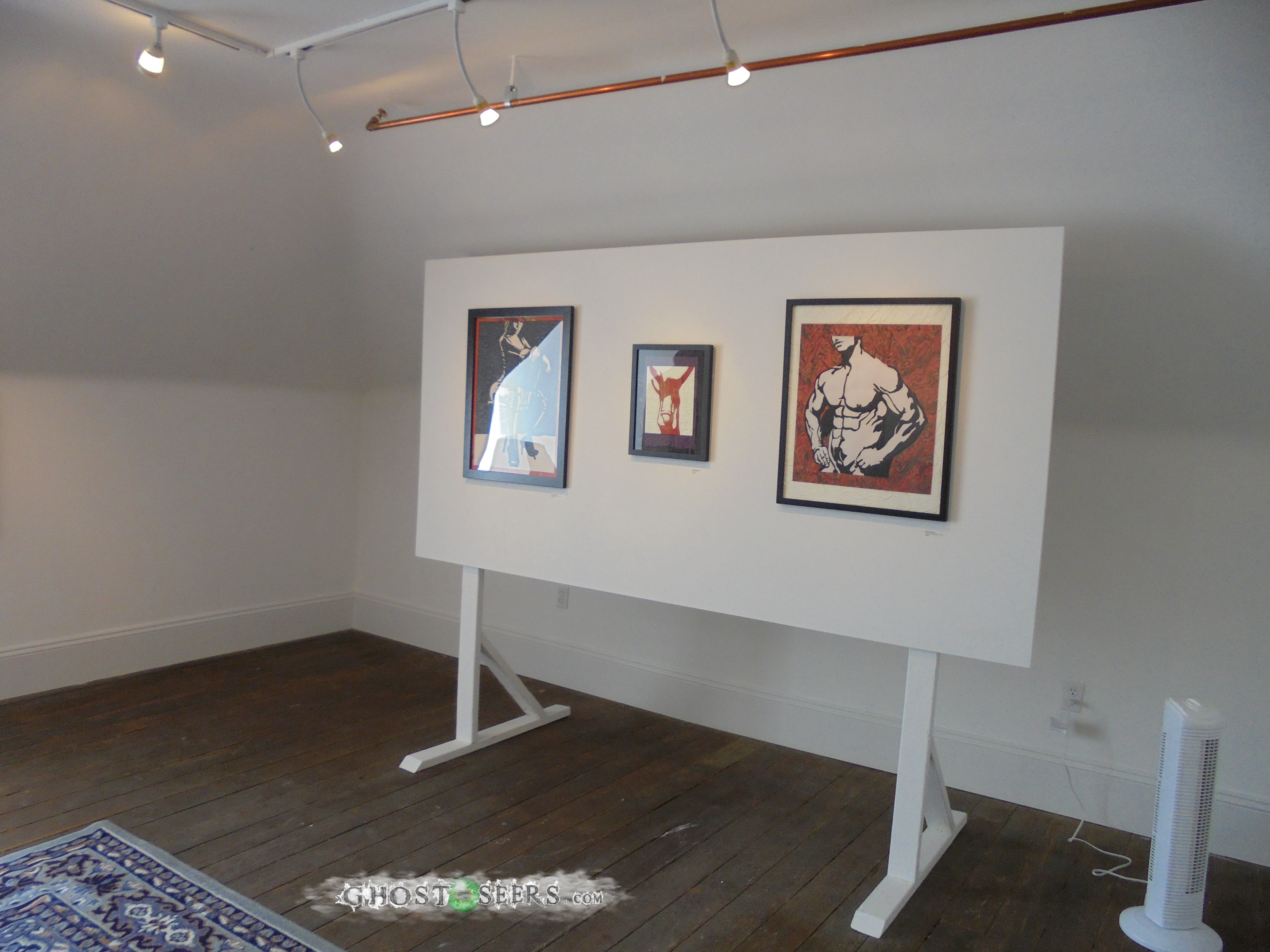 St. Mary's Art and Retreat Center Gallery